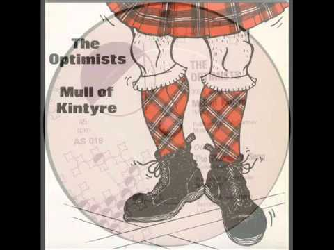 The OPTIMISTS. 1981. Mull Of Kintyre