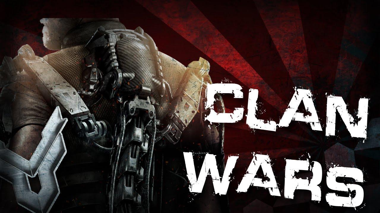 how to play advanced warfare clan wars