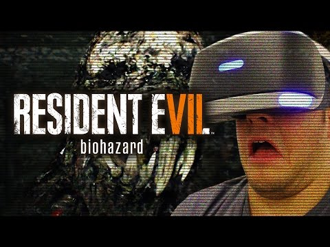Resident Evil 7 In Vr May Be Too Scary For Us Youtube