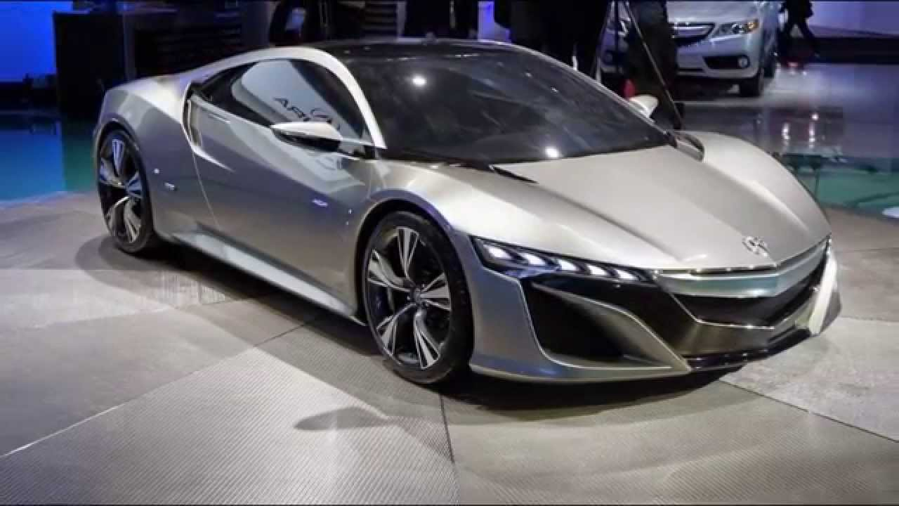Charming Acura NSX U2013 2016 | AutoTrendz   YouTube