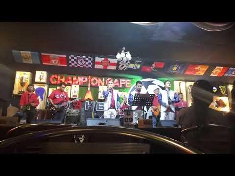 Sopanagaman, delago band Champion Cafe