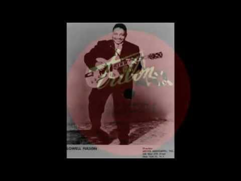 Lowell Fulson - Let's Throw A Boogie Woogie