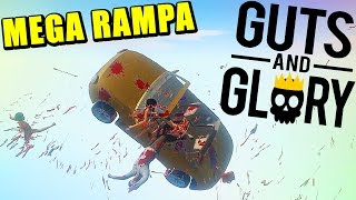 LA MEGA RAMPA - GUTS & GLORY
