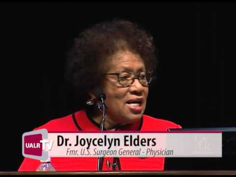 Joycelyn Elders On World AIDS Day  (Promo)