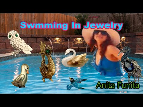 Swimming in a pool of Jewelry, Come join me it's Amazing