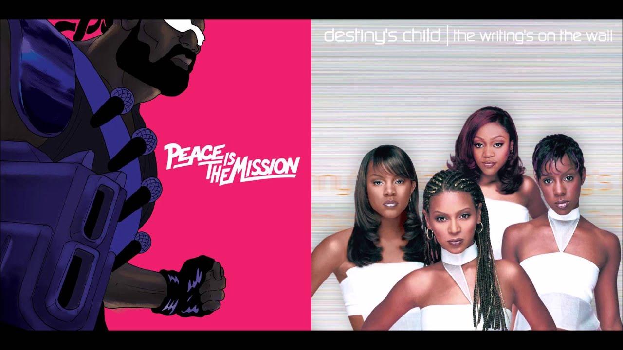 Bug On, Boo - Major Lazer & DJ Snake vs. Destinys Child (Mashup)