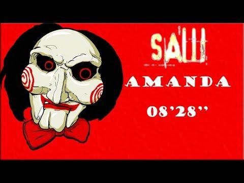 Saw - Amanda Any% Speedrun - 8'28'' [World Record]