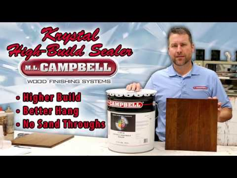 DSI ML Campbell Wood Finish Solvent Reducers - material