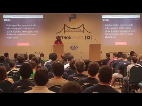 Image from Keynote: Hacking a gameboy with Python