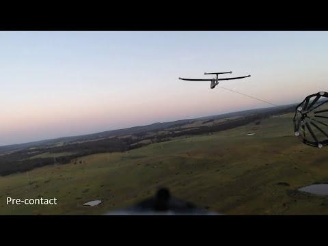 UAV Docking for Autonomous Aerial Refueling