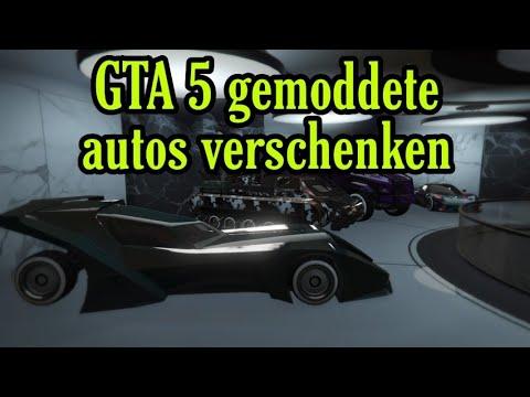 Gta Autos Verschenken Ps4 Jeder Kriegt Ein Gemoddetes Auto