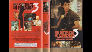 No Retreat No Surrender 3: Blood Brothers (1990)
