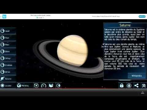 planette du systeme solaire