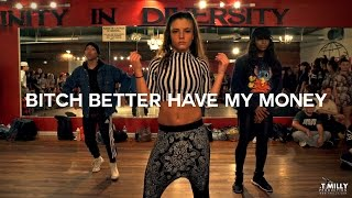 Download Rihanna - Bitch Better Have My Money - Choreography by Tricia Miranda   @timmilgram @rihanna