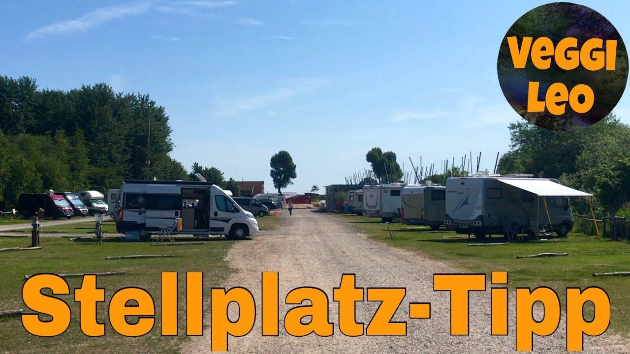 Wohnmobil-Stellplatz-Tipp an der Ostsee  Scharbeutz  Schleswig-Holstein