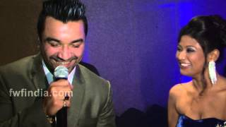 Bollywood News Update | Ajaz Khan Singing Songs At Birthday Party