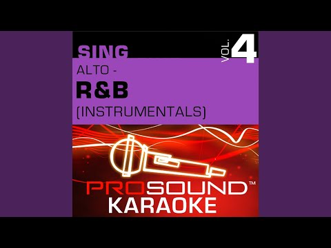Miss You (Karaoke Instrumental Track) (In the Style of Aaliyah)