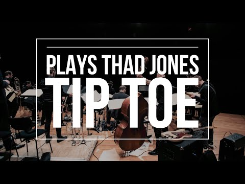 Tobias Becker Bigband plays Thad Jones - Tip Toe