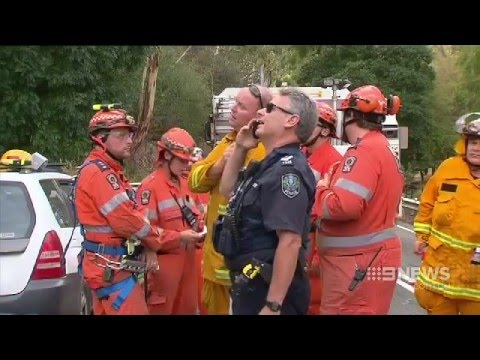 Cliff Rescue | 9 News Adelaide