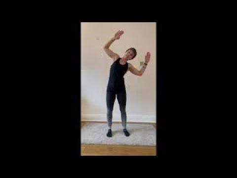 Pilates Shoulder Release Video