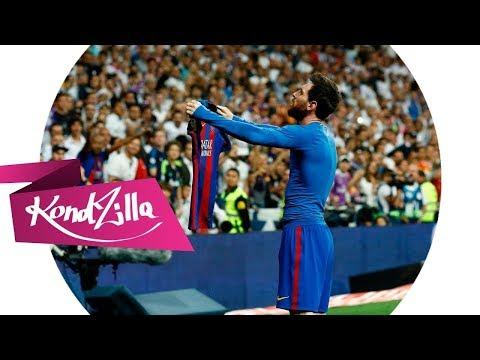 Lionel Messi - MC Gudan e MC Don Juan - Boca de Pelo