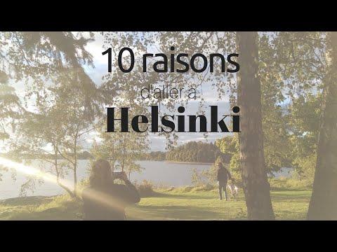 10 raisons d'aller à Helsinki, Finlande