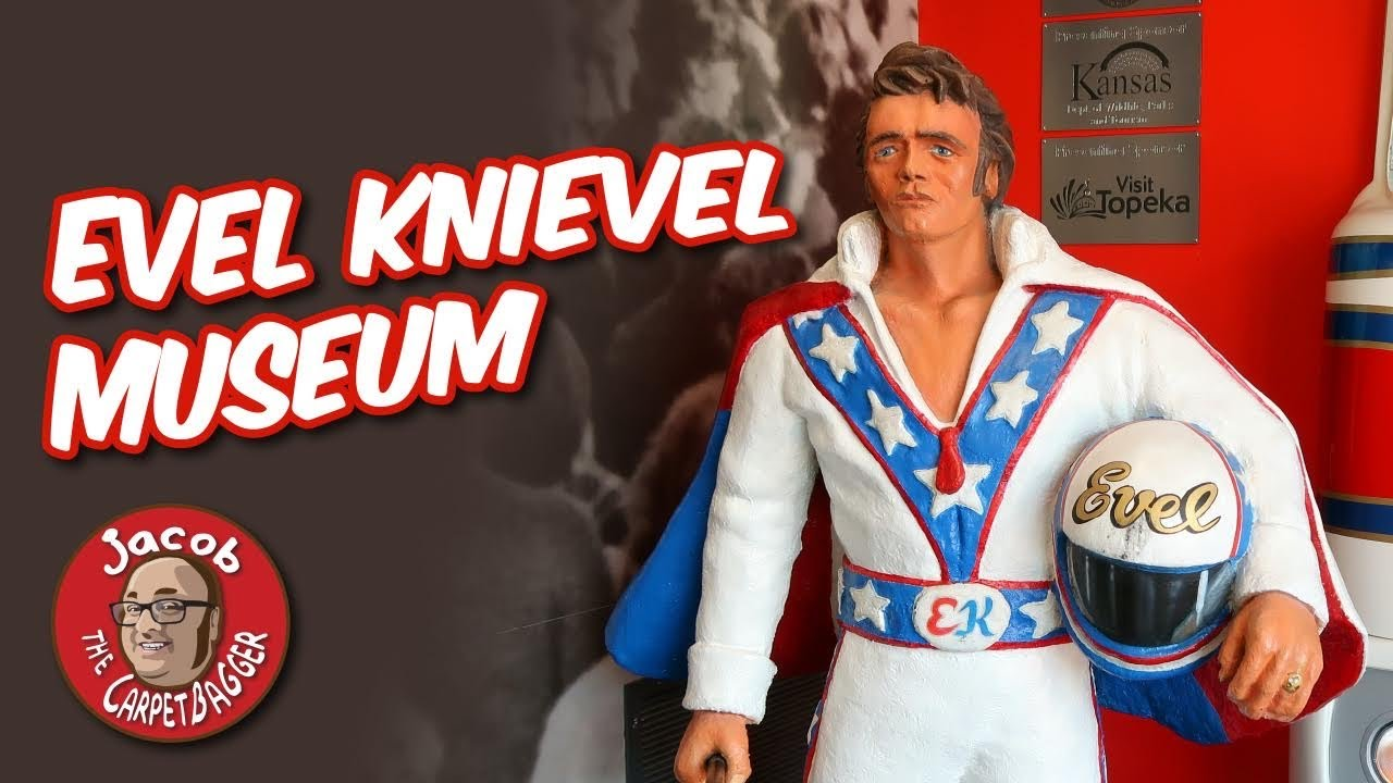 Evel Knievel Museum - Topeka, KS