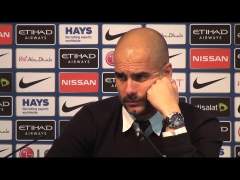 Manchester City 1-1 Southampton - Pep Guardiola Full Post Match Press Conference