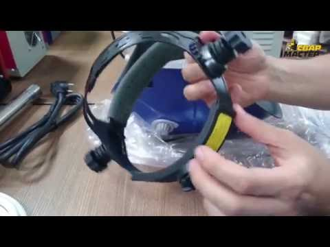 Как собрать сварочную маску