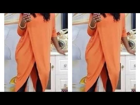 HOW TO DRAFT A DRAPE TOP/DRESS|Beginner friendly