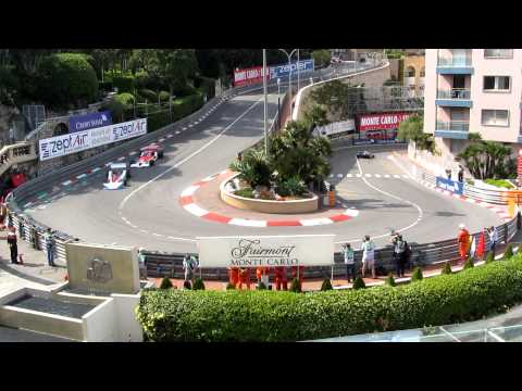 Working Hard in Monaco