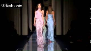 Atelier Versace Spring Summer 2014 ft Lady Gaga   EXCLUSIVE   Paris Couture Fashion Week   FashionTV