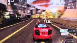 Need for Speed: Nitro HD Gameplay (Rubber Burn)