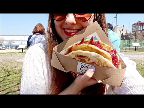 Feels like Summer! NYC Food Festival! (Smorgasburg Brooklyn)
