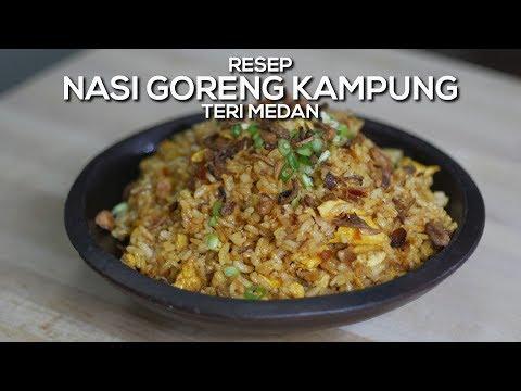 Nasi goreng chinese food ala resto.