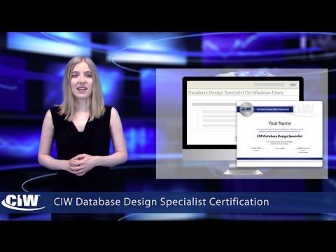 CIW Database Design Specialist - The CIW Web Development Series