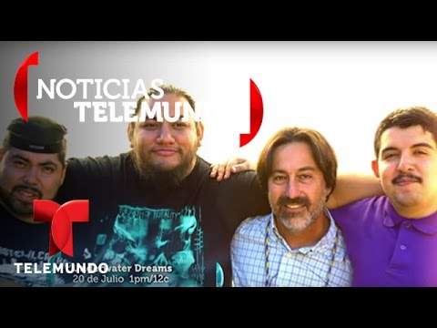 Underwater Dreams  Noticias  Noticias Telemundo