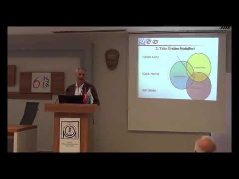 Yalın Üretim Nedir? - OBEY Verimlilik Genel Müdürü Yusuf Topal