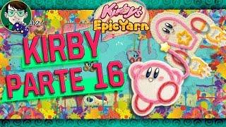 Kirby Epic Yarn Parte 16