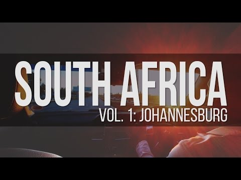 VLOG - South Africa Vol.1 - Travel to Johannesburg