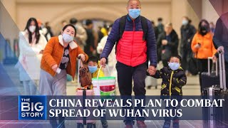 Wuhan virus: China reveals plan to combat virus spread | THE BIG STORY | The Straits Times