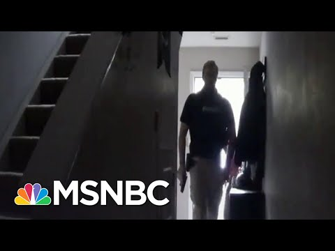 Home Of Former Florida Health Official Rebekah Jones Raided By Police   Stephanie Ruhle   MSNBC
