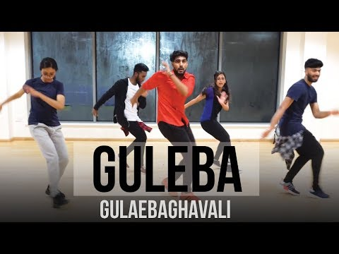 Guleba DANCE video | Gulaebaghavali | 4K |...
