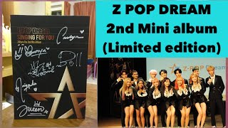 Limited album from Z-girls and Z-boys