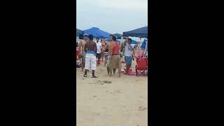 South Padre Island Fight at Claytons