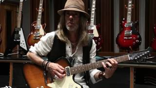 REX BROWN - The Weekly Riff   GEAR GODS