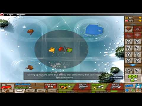 Starfall-zone Bloons Tower Defense 5