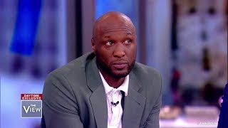 Lamar Odom Opens Up About Addiction | The View