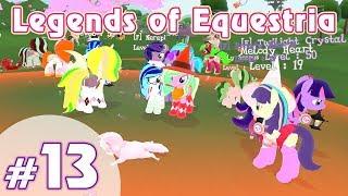 Разговор о судьбе рубрики обзоров - Legends of Equestria - #13
