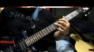 Therion - Evocation Of Vovin Guitar Cover